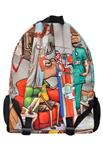 House party - Printed Backpack Models dgb016-bck054