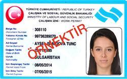 شرایط دریافت اجازه کار در ترکیه چیست ؟- شرایط دریافت اجازه کار در ترکیه چیست ؟